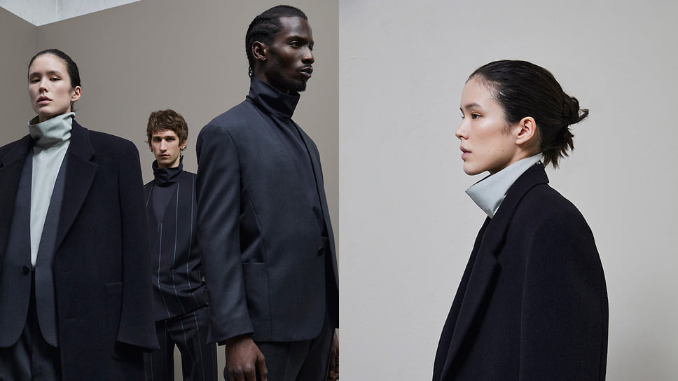 Новая одежда для нового мужчины / Алессандро Сартори иДжерри Лоренцо околлаборации Zegna иFear ofGod