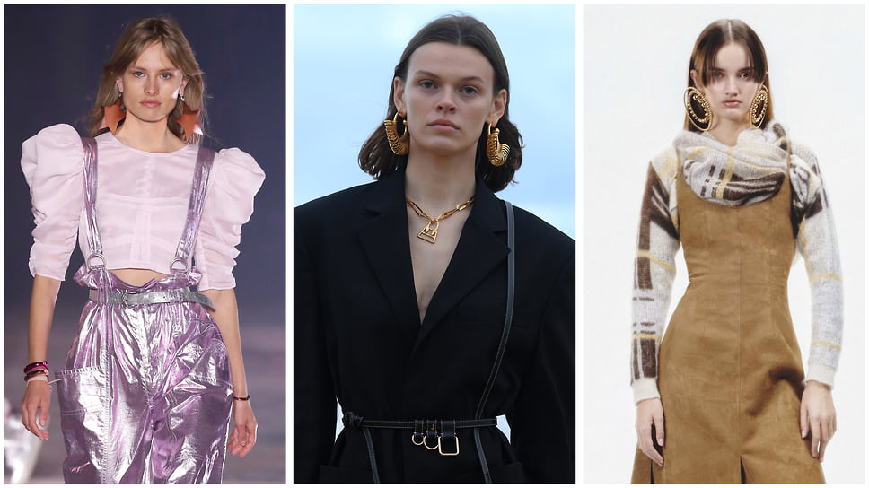 Isabel Marant, Jacquemus, Y/project