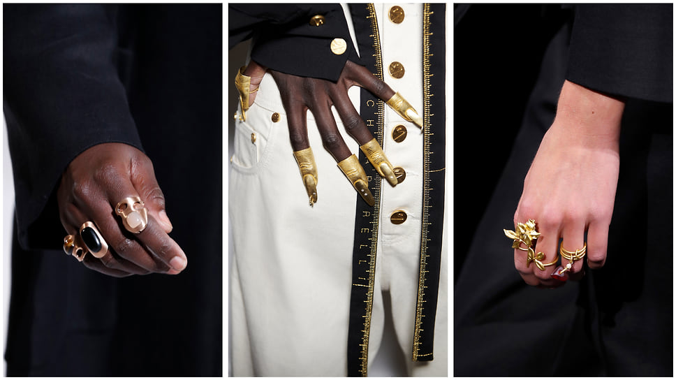 Hermes, Schiaparelli, Dior