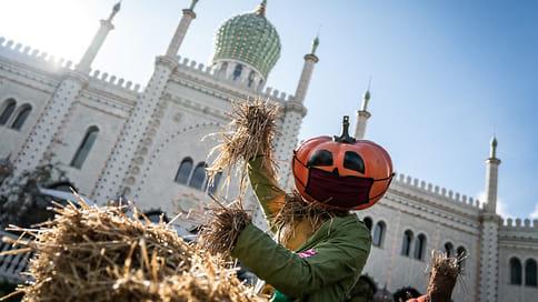 Кошелек или жизнь  / Традиционные забавы на Хэллоуин перемещаются в онлайн