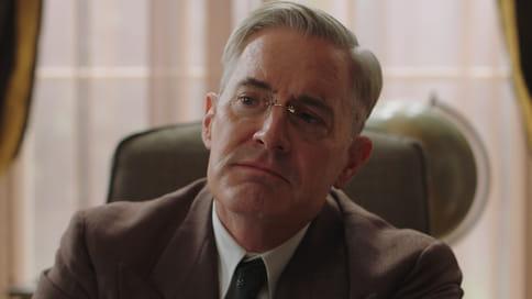 «Мне важно было увидеть впрезиденте илидере мужчину»  / Кайл Маклахлен— освоих политических взглядах ироли Франклина Рузвельта вновом сериале