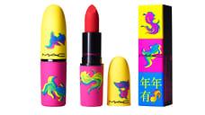 Матовая помада Powder Kiss Lipstick из лимитированной коллекции Moon Masterpiece, MAC