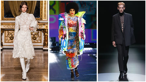Мама-Анархия  / Завершение Недели моды вМилане— Valentino, Dolce & Gabbana, Ermanno Scervino