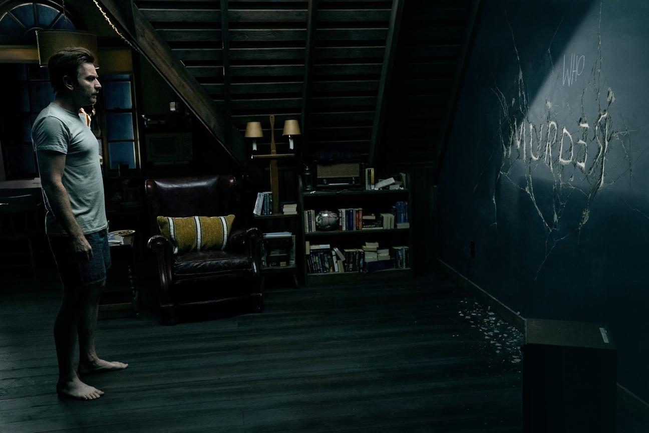 Кадр изфильма ужасов пороману Стивена Кинга «Доктор Сон», 2019 год
