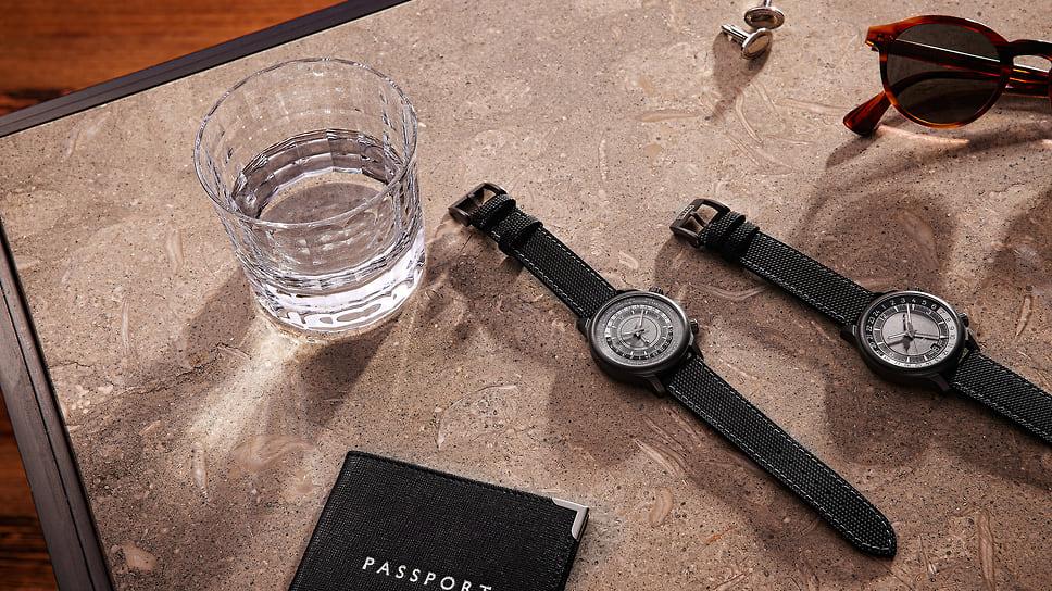Chopard, часы L.U.C GMT One Black