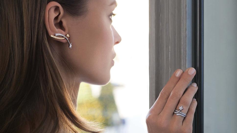 Chanel Fine Jewelry коллекция Comete