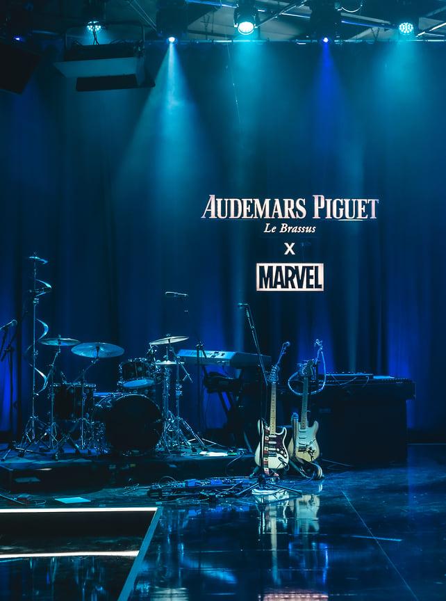Виртуальное шоу Audemars Piguet & Friends транслировалось из Лос-Анджелеса