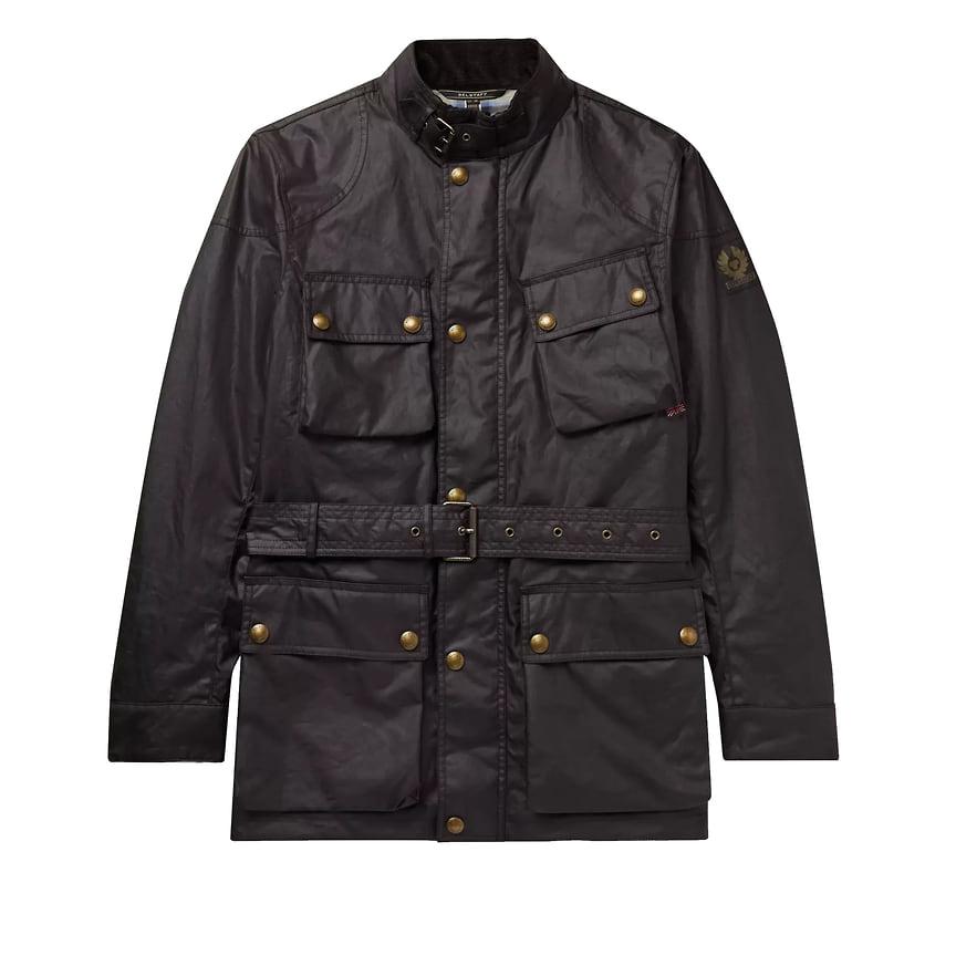 Вощеная куртка Belstaff, $530, Farfetch