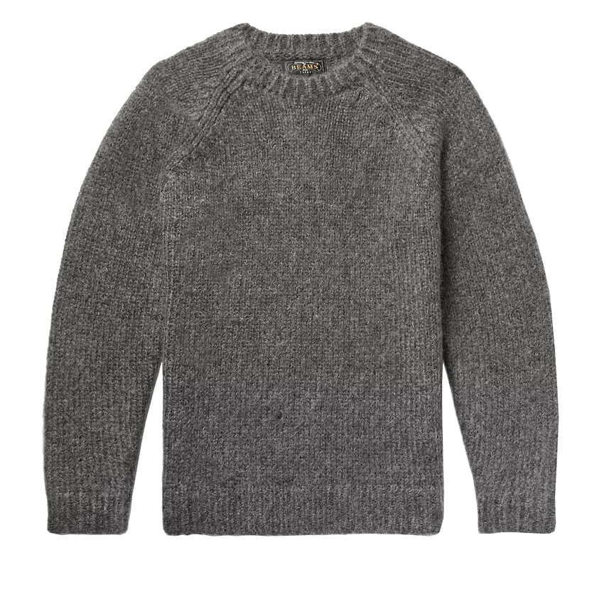 Шерстяной свитер Beams Plus, $515, Mr. Portrer