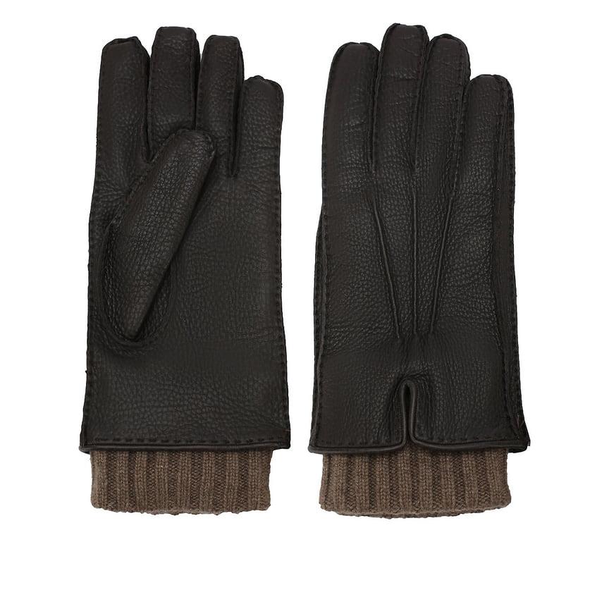 Кожаные перчатки Loro Piana, 68 800 р., ЦУМ