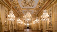 Новый старый дворец  / Hotel delaMarine открылся вПариже