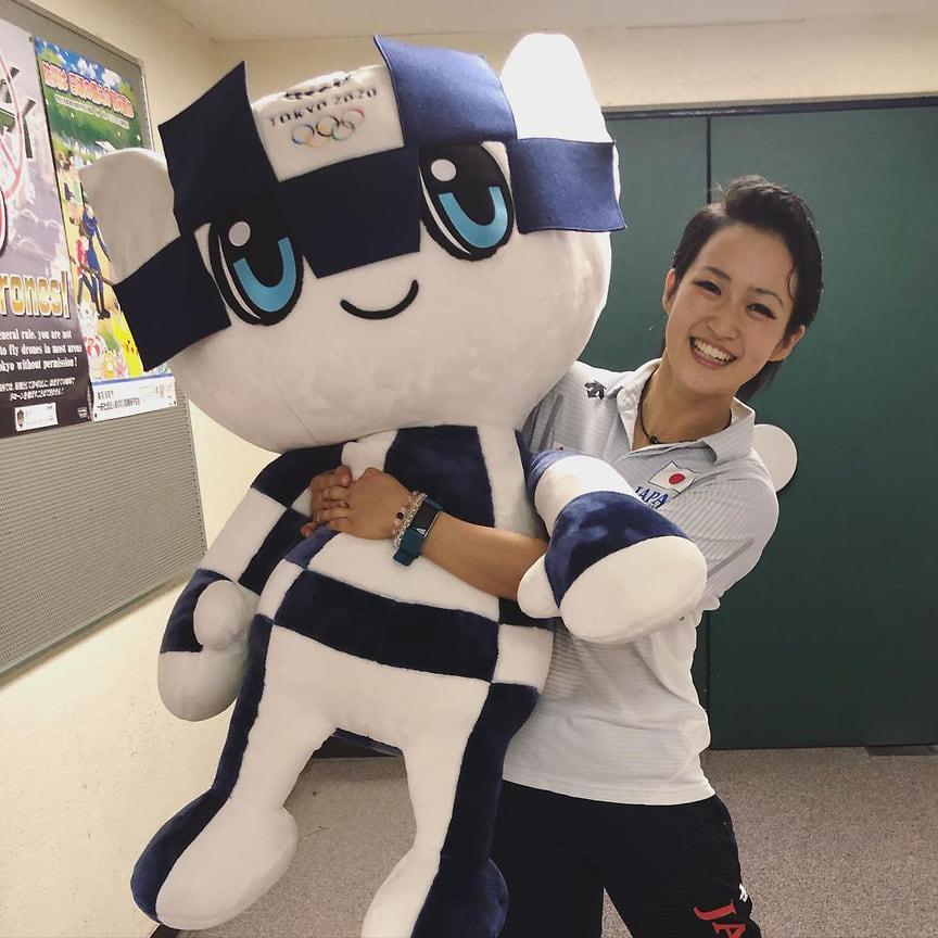 <b>Киёу Симидзу, Япония, карате </b><br>Двукратная чемпионка мира и Азиатских игр, ее называют «Королева Ката» за особенно плавную хореографию движений в карате-ката. Является главным претендентом Японии на золото на Олимпиаде. Этот вид спорта будет представлен на Олимпийских играх впервые