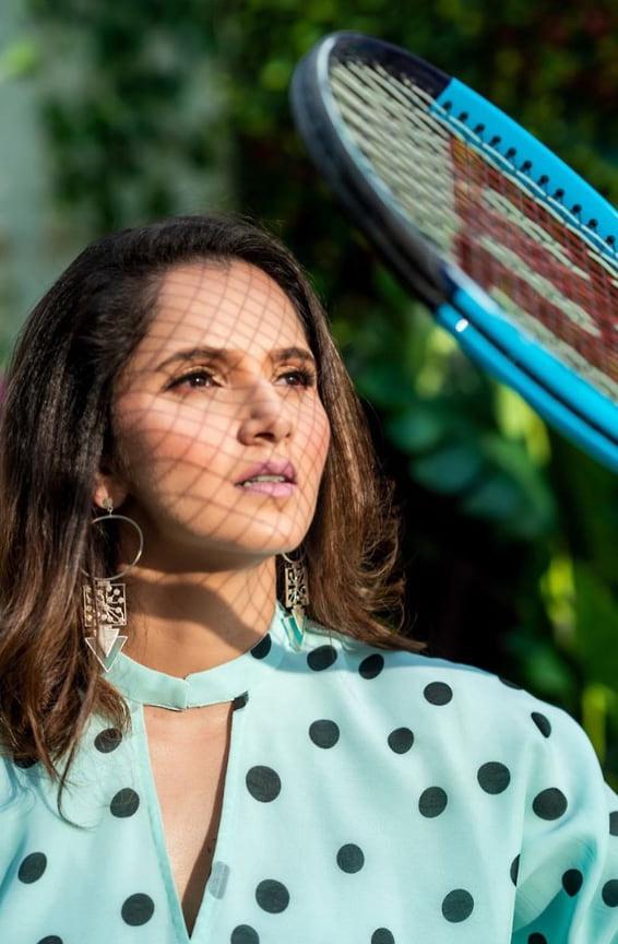 <b>Саня Мирза, Индия, большой теннис </b><br>Профессиональная теннисистка, чемпионка нескольких Азиатских игр, первая ракетка мира 2016 года в парном рейтинге