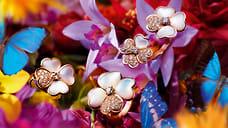 Осень, весна, весна иснова весна  / ВПариже открылась выставка Van Cleef &Arpels Florae