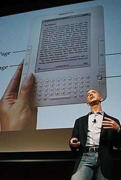 В России Amazon Kindle лишен своего главного преимущества — связи с «родным» магазином
