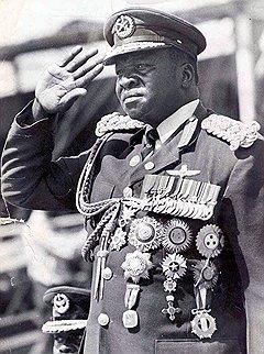 «Повелитель всех тварей земных» президент Уганды Иди Амин объявил войну Соединенным Штатам, а из-за отсутствия реакции из-за океана объявил себя победителем в ней