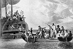 Почти все спасшиеся от английской виселицы мятежники со знаменитого фрегата «Баунти» погибли от рук таитян, у которых они отняли жен