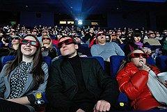 Большинство российских зрителей «Аватара» оказались в 3D-кинотеатрах впервые