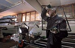 Оборудовать среднюю по объемам производства оконную фабрику обойдется в полмиллиона долларов