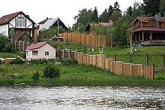 В России общественное право доступа к воде уважают меньше частной собственности