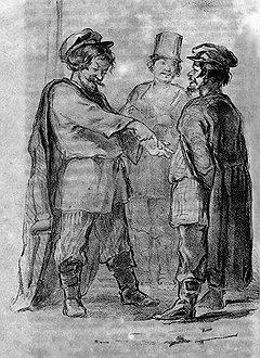 Отказываясь выкупить самих себя оптом за смешные деньги, мужики оказывались перед необходимостью платить барину в десятки раз больше