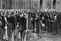Александру II до освобождения крестьян пришлось освободить дворян от иллюзии, что крепостное право будет существовать вечно