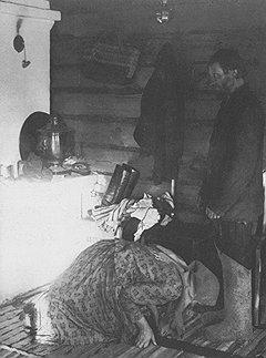 Правительству империи пришлось признать, что все действия по изменению русских праздничных традиций (на фото — Прощеное воскресенье во Владимирской губернии) неизменно оказываются бездейственными