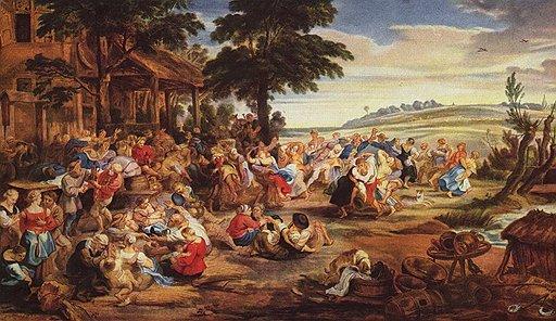 С ярмарочных площадей по Европе разносились необычные предметы, прогрессивные идеи и дурные болезни