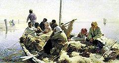 Крупные ярмарки возникали там, где дорога к храму оказывалась удобной для доставки товаров