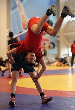 Греко-римская борьба сегодня сильно уступает по популярности в России многим другим видам спорта, зато именно поэтому доступна с финансовой точки зрения