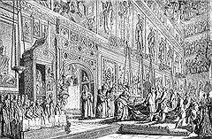 Екатерина II проложила себе путь к трону, покупая дворянские души за сотни крестьянских
