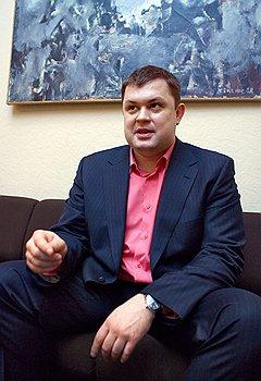 Александр Бадерко: «Кулинарные конкурсы на Koolinar.ru мы проводим регулярно»