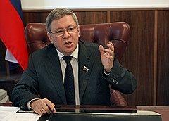 Александр Торшин — один из самых последовательных и осторожных сторонников создания в России частных тюрем