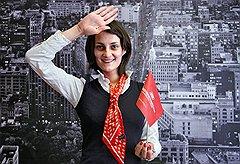 Екатерина Балан, начальник пресс-службы Смоленского банка: «Теперь на странице банка в Facebook.com из ответов на вопросы пользователи могут узнать об особенностях работы финансово-кредитных организаций, о банковских продуктах и услугах, а также задавать свои вопросы, на которые они обязательно получат ответ».