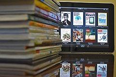 Планшетные компьютеры — орудие революции в дистрибуции прессы