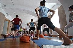 Динамика развития специализированных йога-центров уже опережает темпы развития фитнес-клубов
