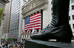 В 1980-х годах многие корпорации оказались под пятой многочисленных рейдеров с Уолл-стрит