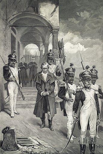 Французские пули, убившие книготорговца Иоганна Пальма, нанесли смертельную рану репутации Наполеона
