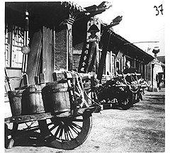 К концу XIX века в России не осталось крупных городов, где бы не процветала китайская мелкая торговля