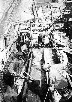 Первооткрыватели золота на Дальнем Востоке первыми оценили преимущества дешевого китайского труда