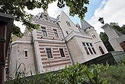 В отсутствие президента его подмосковный замок «Майн Дорф» в Барвихе сдают в аренду под свадьбы и иные мероприятия