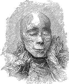 На радость самым прогрессивным туристам XIX века в Египте наладили массовую торговлю древними мертвецами