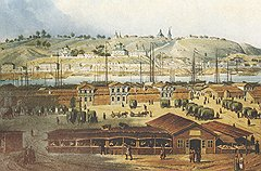Близость владений Морозова к Макарьевской ярмарке позволила ему построить хозяйство на рыночных принципах