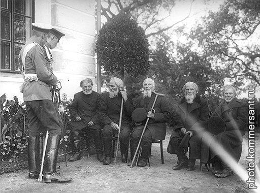 Со времен Александра I забота о заслуженных военных ветеранах считалась важнейшей обязанностью членов царской семьи