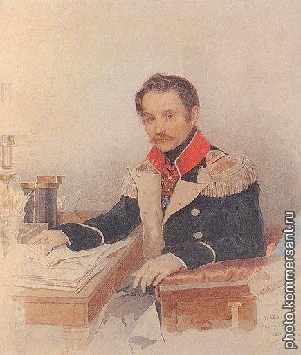 Жандарм Дубельт, выигрывавший крупные суммы у вора Политковского, выиграл еще больше от смерти своего партнера