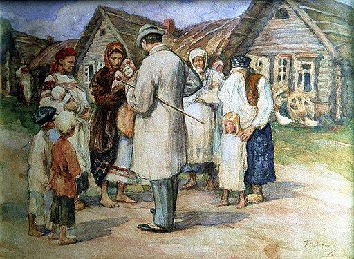 В поместье Виктора Страшинского следователи не нашли ни одной не изнасилованной им крестьянки