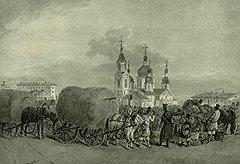 Каждый простой русский человек мог на любом рынке запросто приобрести оружие, чтобы поквитаться со своими благородными мучителями
