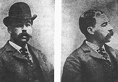 В начале своей криминальной карьеры Маджет превратился в однофамильца героя детективных рассказов Конан Дойля