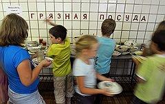 Сегодняшняя система школьного общепита сохраняет советские традиции