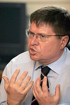 Первый зампред ЦБ России Алексей Улюкаев отказывается обозначать рублю пределы роста и падения